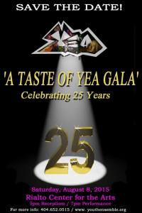 Taste of YEA 25th Anniversary Gala