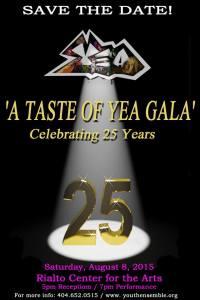Taste of YEA 25th Anniversary Gala