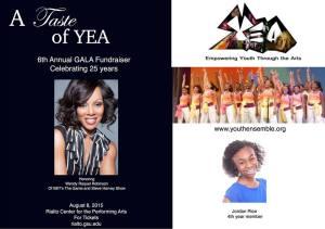 Taste of YEA Gala 2015