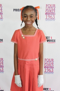 Actress Jordan Rice Four Little Girls