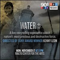 NPR Presents Water Atlanta